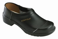 !OUTLET! Strovels quality clogs klompen 807 pro zwart