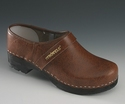 !OUTLET! Strovels quality clogs klompen 302 bruin