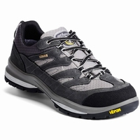 Grisport wandelschoenen trail low antraciet