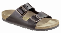 OUTLET! Birkenstock sandalen Arizona Donkerbruin