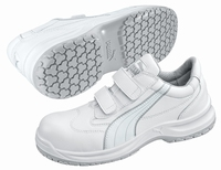 Puma werkschoenen Absolute Low Wit